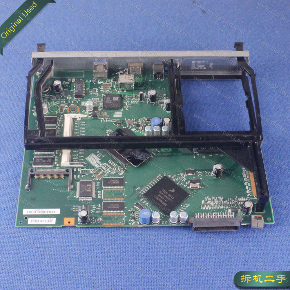 Formatter (main logic) board for HP Color LaserJet 3000DN 3000DTN 3800DN 3800DTN Used Q5982-69002 Q5982-67908 brand new printer spare parts logic board laserjet for hp175nw 175n 175a formatter board main board