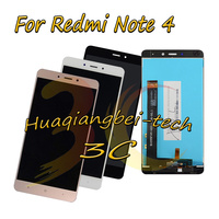 5 5 New For Xiaomi Hongmi Note 4 Red Rise Note 4 Full LCD DIsplay Touch