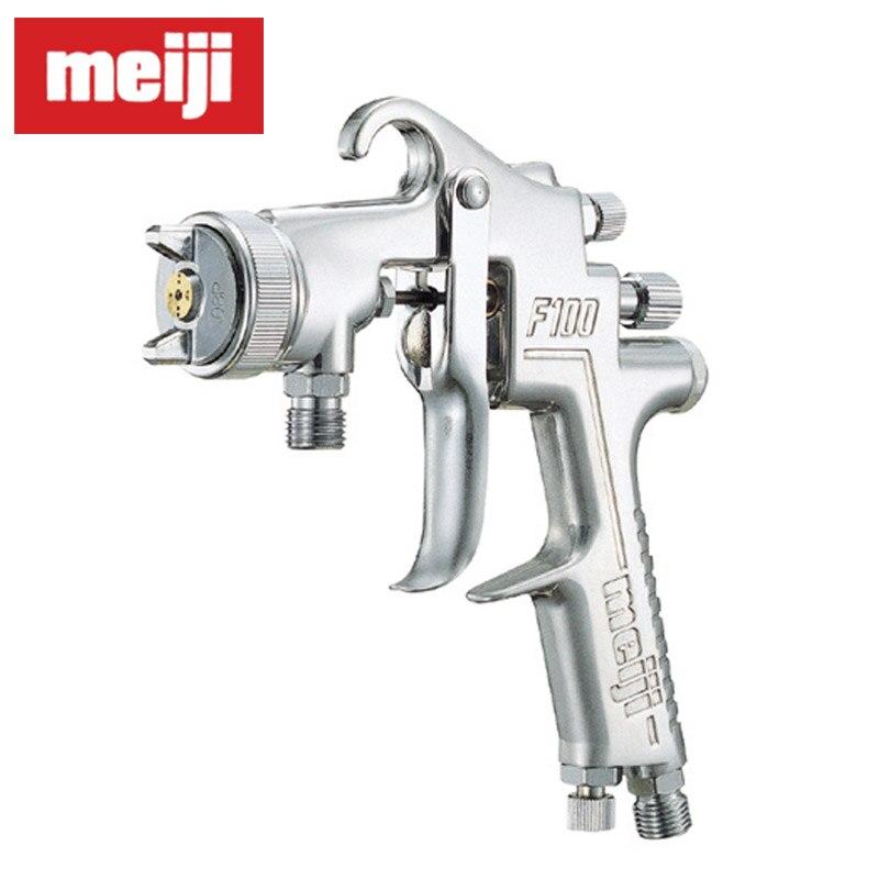 """Originalus Japonijos """"Meiji F-100"""" rankinis purškimo pistoletas, - Elektriniai įrankiai - Nuotrauka 6"""