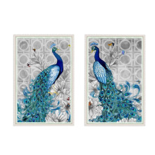 5D Diamond embroidery diy diamond Painting peacock pictures diamond mosaic rhinestone cross stitch needlework Christmas decor