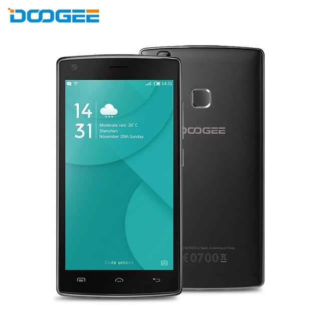 Оригинал DOOGEE X5 MAX Pro 4G LTE 5.0 Дюймов Android 6.0 Смартфон 2Гб RAM 16Гб ROM MTK6737 Quad Core 4000 мАч