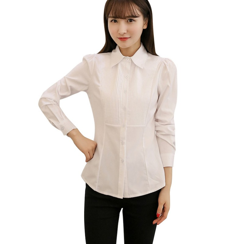 Popular White Button Down Shirts for Women-Buy Cheap White Button ...