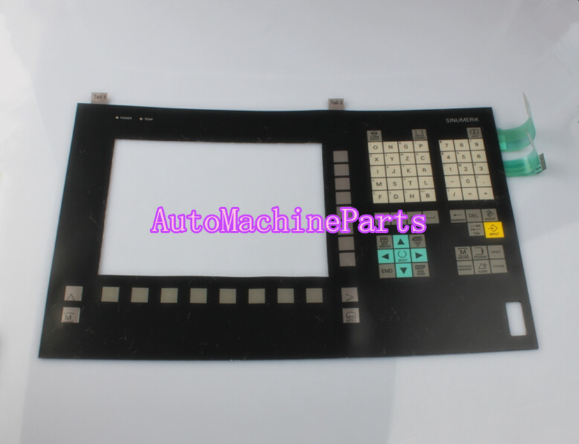 New for Siemens 6FC5203-0AF04-0AA0 OP010S Membrane Keypad for telemecanique modicon xbt p021010 xbtp021010 membrane keypad magelis new