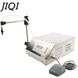 مضخة التحكم الرقمي السائل ماكينة حشو شاشة الكريستال السائل العطور الكهربائية المحمولة الصغيرة زجاجات حليب الشرب حشو 110 فولت-220 فولت