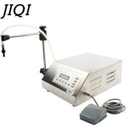 Цифровой Управление насос разливочная машина ЖК-дисплей дисплей мини Портативный Электрический духи воды пить молоко бутылки наполнителя
