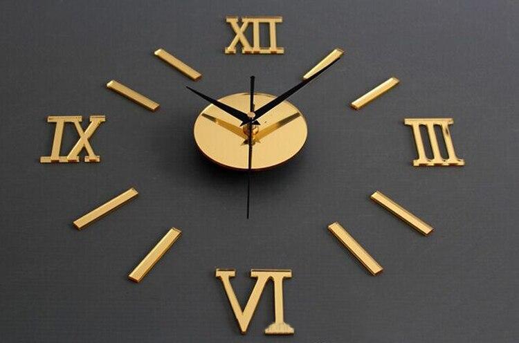 Aliexpress.com : Buy 3D Creatively Wall Clock Modern