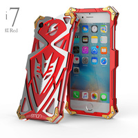 Simon Aluminum Cases For Iphone 7 4 7 Shockproof Metal Thor Ironman Protect Cases For Iphone7