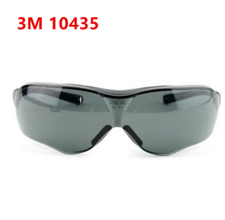 2f3115bb10d9 3M 10435 Safety Goggles Anti-wind Anti sand Anti Fog Anti Dust Resistant  gray Eyewear protective glasses free shipping