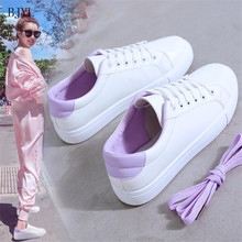 BJYL 2019 Fashion Platform Womens Sneakers Spring High Quality Breathable Increased womens shoes Wild Casual Shoes B143