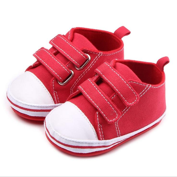 US $7.69 |Scarpe di tela per bambini suole di gomma doppia fila bastone magico scarpe bambino L120 in Scarpe di tela per bambini suole di gomma doppia