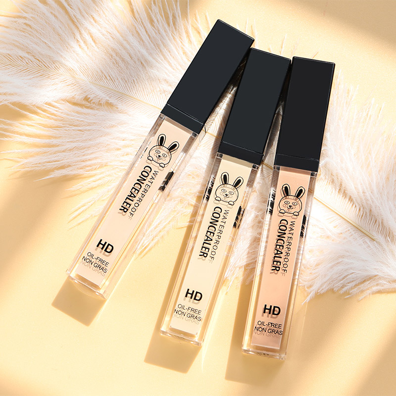 Concealer Liquid Waterproof Sweatproof Dark Circles Acne Mark Concealing For Makeup NShopping