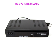 DMYCO DVB T2 DVB S2 Digital Terrestrial Satellite Receiver TV Box MPEG 4 H.264 DVB-T2 DVB-S2 HD 1080P Support Auto/PAL/NTSC
