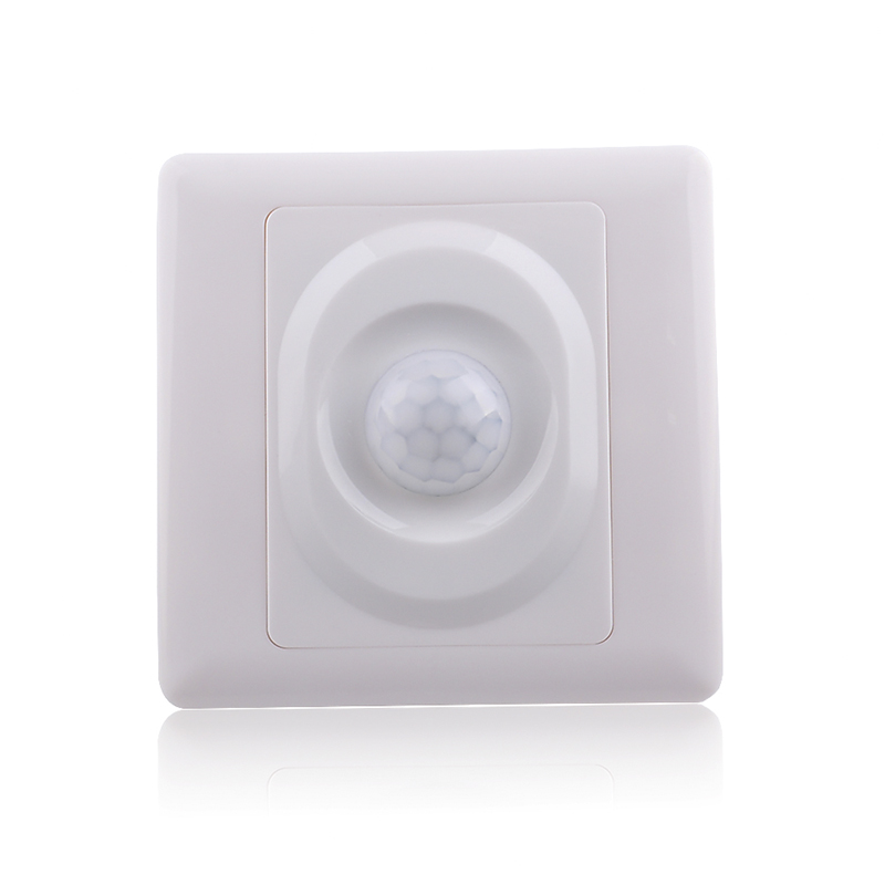 Free shipping 110v220v time delay adjustable ambient light free shipping 110v220v time delay adjustable ambient light adjustable wall mounted pir motion sensor light switch 2pcs 017 mozeypictures Choice Image