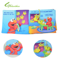 Baby Early Development Cloth Books Babe Educational Toys Boys Girls Twinkle Elmo Soft Book Pre-bedtime Free Drop Ship Wholesale