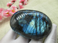 100% Natural Quartz Crystal Labradorite Stone Rough Polished From Madagascar For Collection