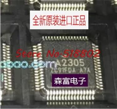 2pcs/lot A2305 2305 TQFP642pcs/lot A2305 2305 TQFP64