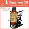 Rugas 100% cuidados com a pele óleo de esqualeno Natural 100 ml de óleo de base pura Sardas Acne óleos Essenciais Reino óleo Natural