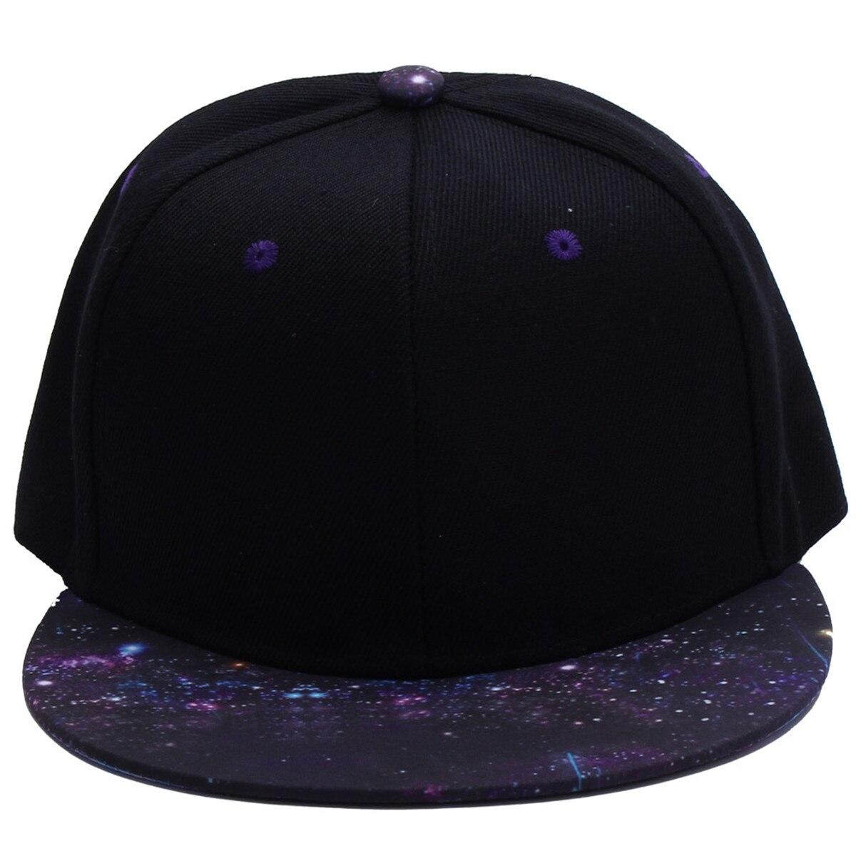 Unisex Fashion Baseball Cap Women Snapback Caps Men Hip Hop Hats Flat-Brimmed Caps