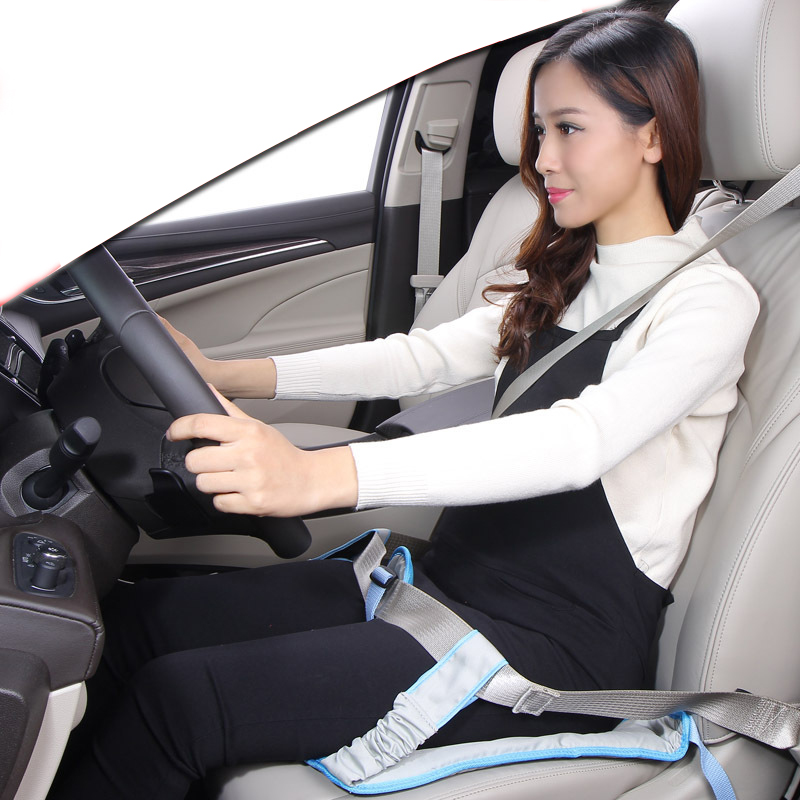 Pregnant Car Seat Safety Belt For Woman Adjustable Clip Strap Mother Protection Shoulder Pad