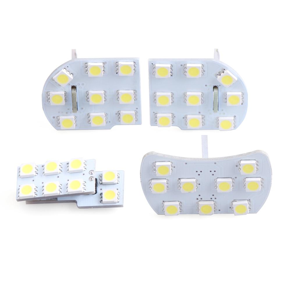 Светодиодные лампы для освещения салона автомобиля, лампы для чтения для Chevrolet Cruze