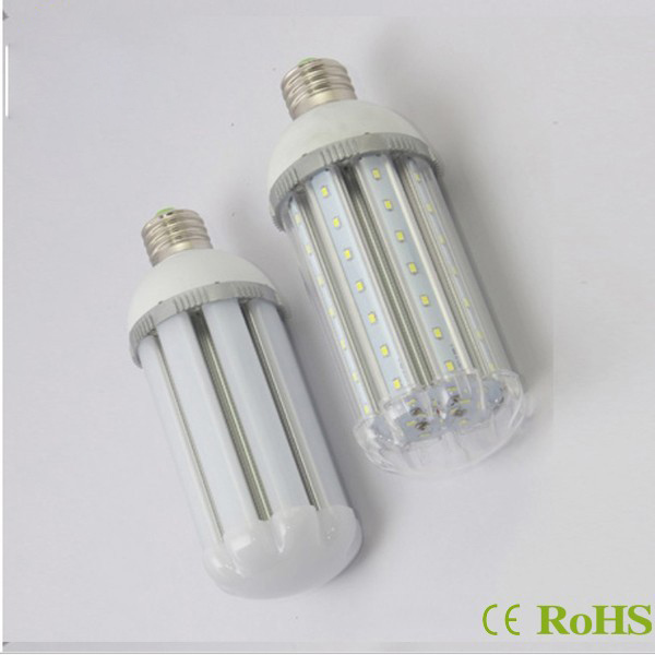 Free Shipping E27\B22 DC24V 18W LED Corn Bulb Warm White Color High Brightness SMD5050 Replace 100w Halogen CE ROHS
