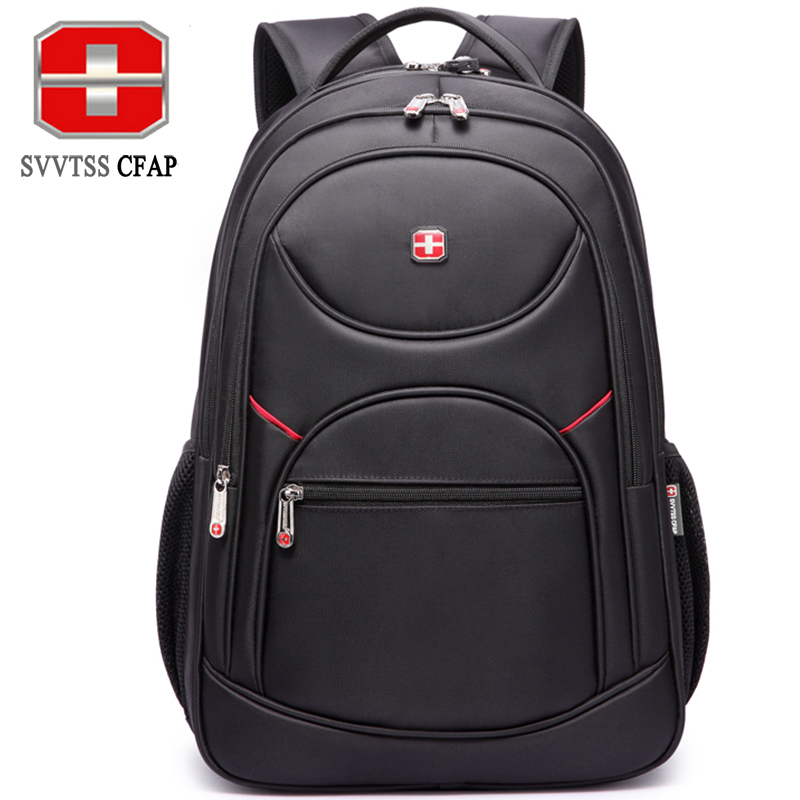 SVVTSSCFAP Men's Backpack For School Bags For Teenagers Leisure Unisex Back Pack Travel Notebook Laptop Bagpack Famous Brand 2017 fashion school backpack women men schoolbag back pack leisure korean ladies knapsack laptop travel bags for teenage unisex