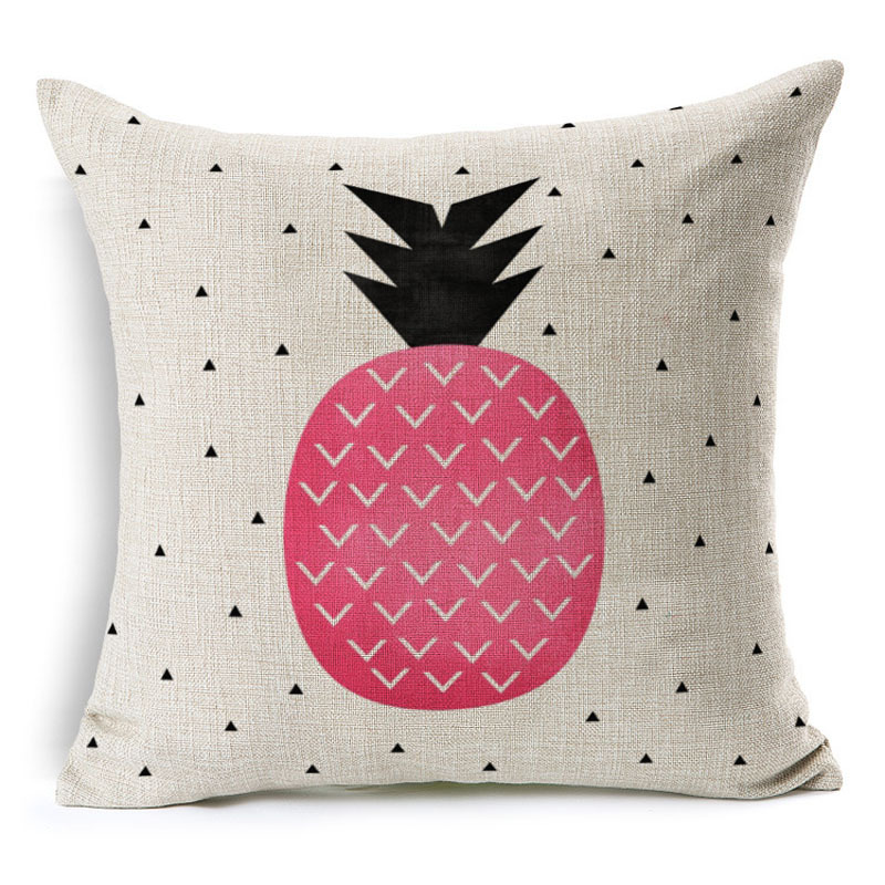 c home f pineapple pillow