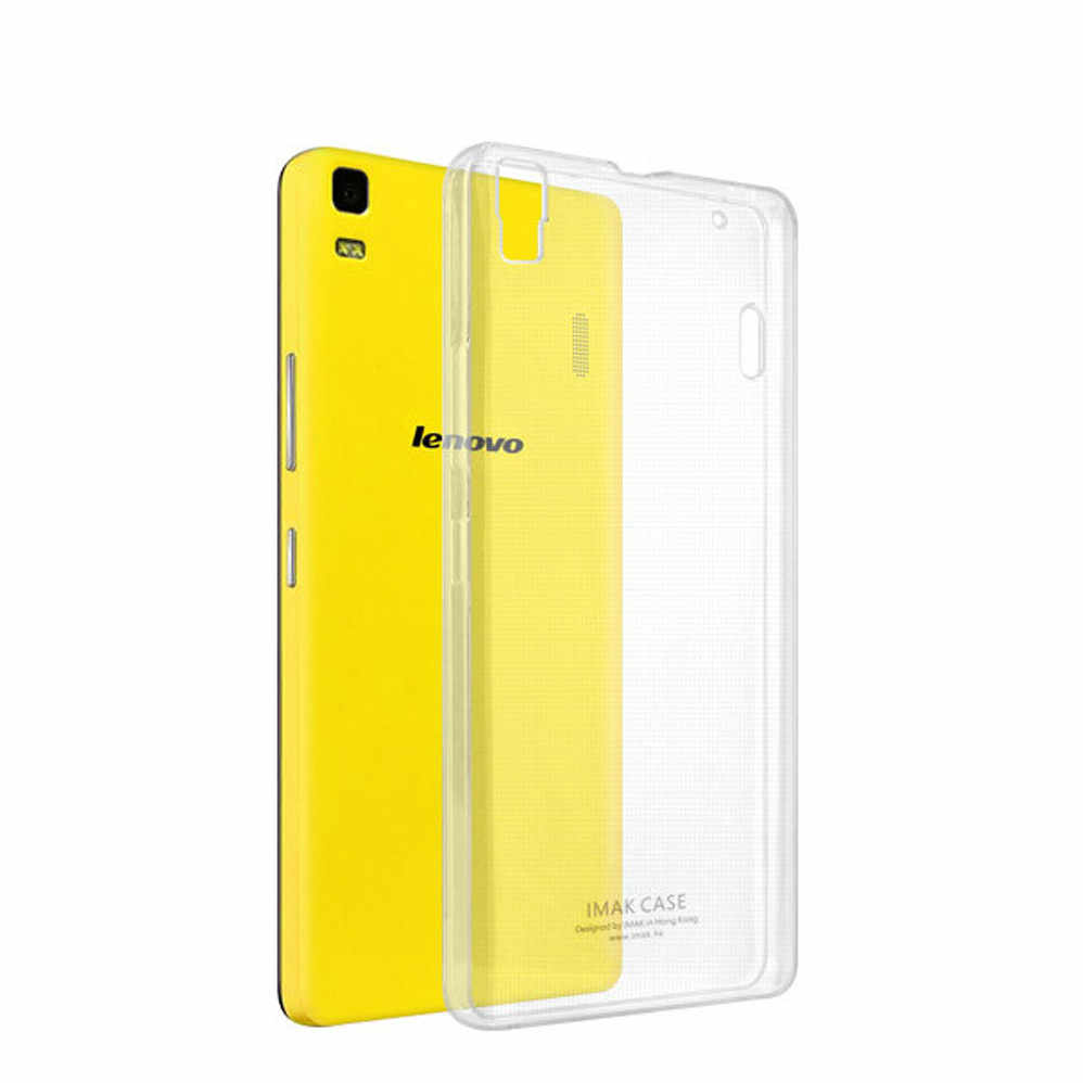 Voor Lenovo K3 Note A7000/Citroen 3 Crystal Case Cover Gemaakt Van Tpu Siliconen Transparant Clear Bescherming Back Cover case