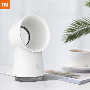 Xiaomi LED Light Portable For Car Home 3 in 1 Mini Cooling Fan Mist Humidifier
