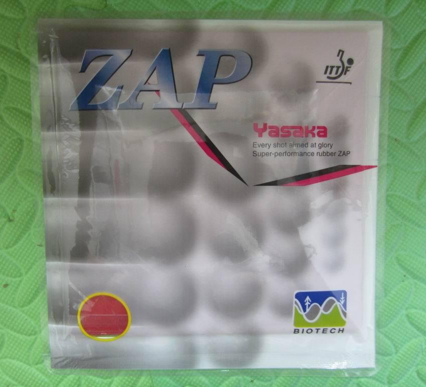 Ursprüngliche yasaka zap tischtennis gummi inter innere energie für tischtennis-schläger schläger sport ping pong paddel yasaka
