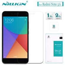 Nilkin для Xiaomi Redmi Note 5A Экран Protector Nillkin 9 H Удивительный Н закаленное Стекло Флим для Xiaomi Redmi Note 5A/Y1 Lite 5,5