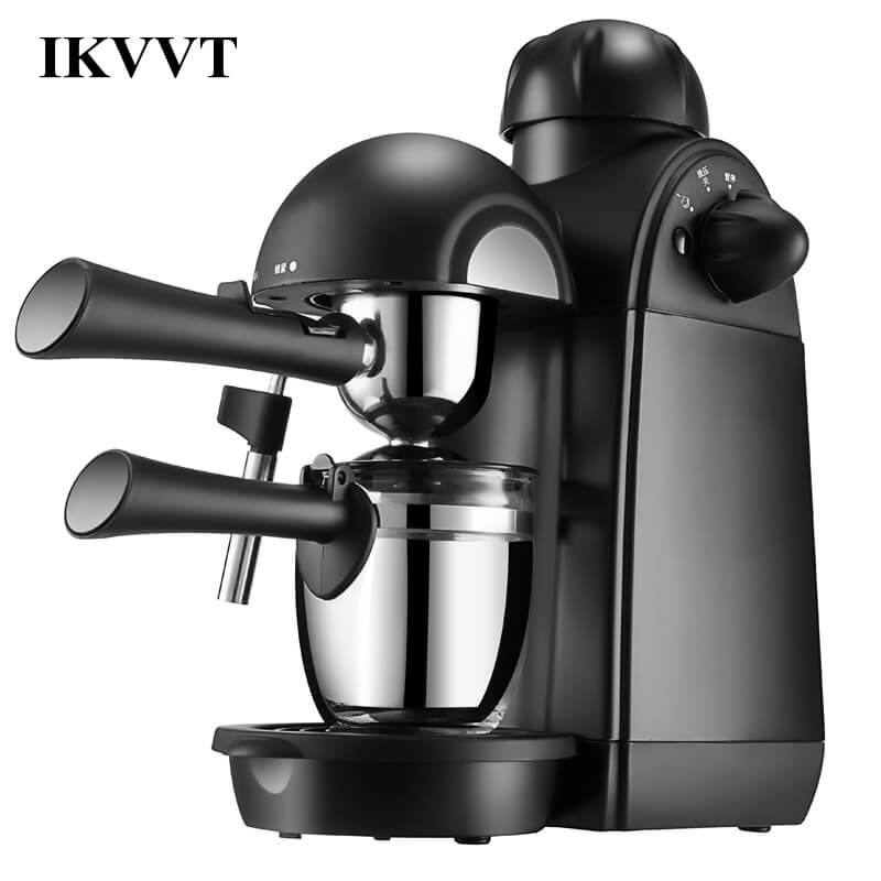 Sraintech Coffee Maker Machine Cafe Household Espresso Coffee Maker with Milk Frother Function korea brand sn 3035 automatic espresso machine coffee maker with grind bean and froth milk for home
