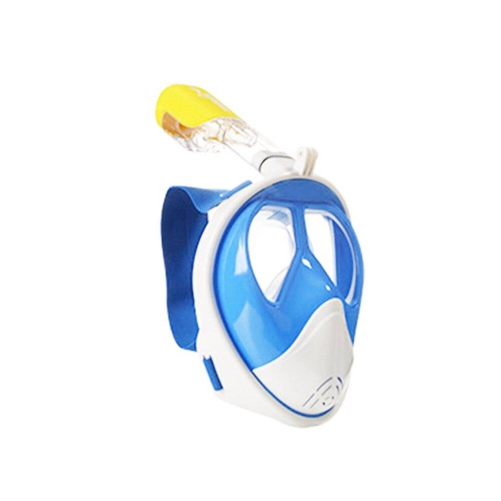 Masque de masque optique professionnel bleu myopie masque de plongée équipement de plongée en apnée natation pour myope avec Tube respiratoire