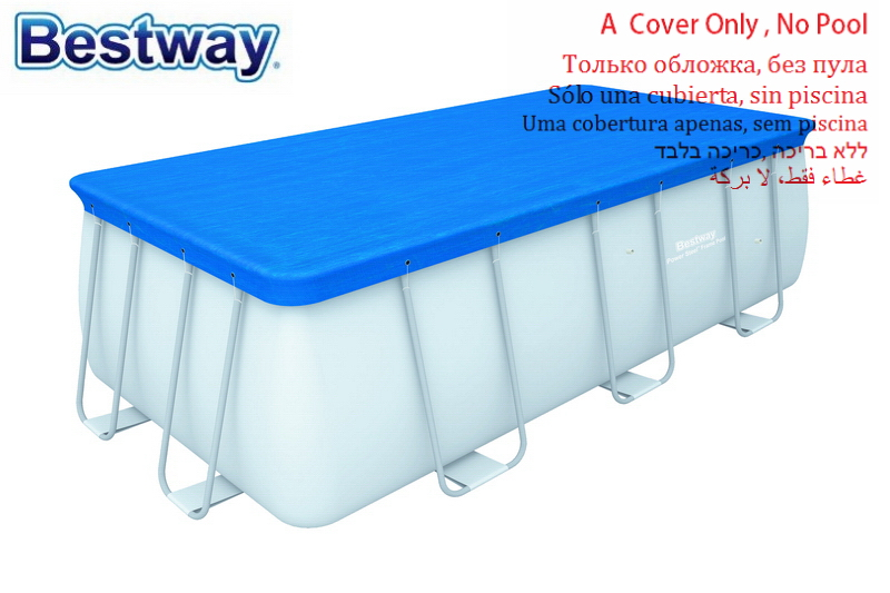 58232 Bestway 3.96mx1.85m Cover For 4Mx2M Swimming Pool 156