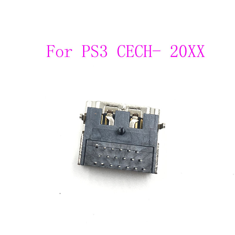 HDMI Port Connector Socket For Sony PlayStation 3 PS3 Slim CECH-2001A 20XX