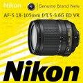 Nikon 18-105 mm f/3.5-5.6G ED VR Lens AF-S DX Nikkor Lenses for Nikon D3200 D3300 D3400 D5200 D5300 D5500 D90 D7100 D7200 D500