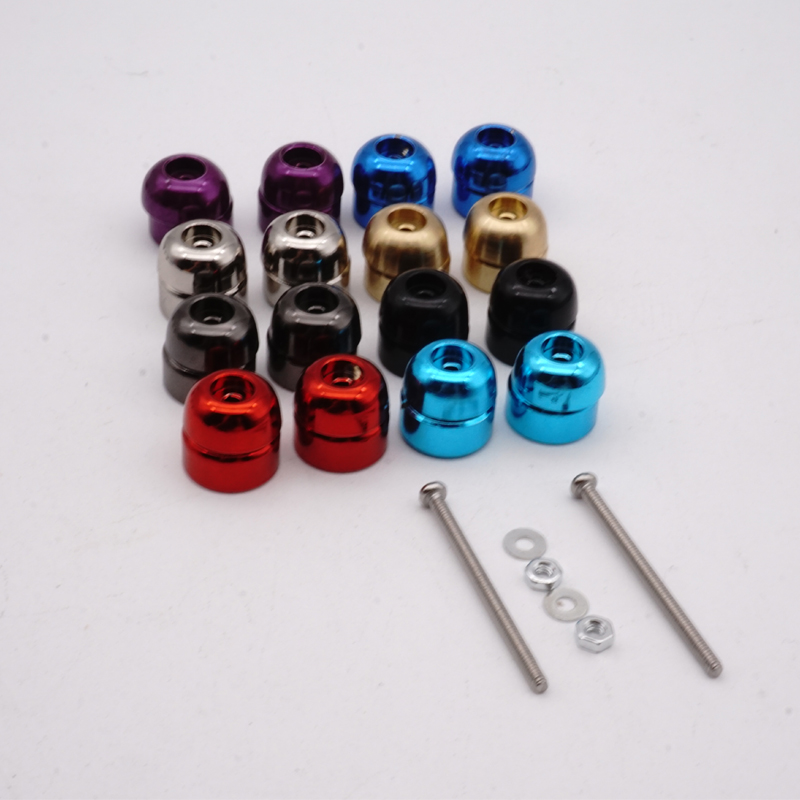 MINI 4WD self-made tamiya parts cooper side mass damper set grey gold silver 8 colors 1set price MJ MODEL