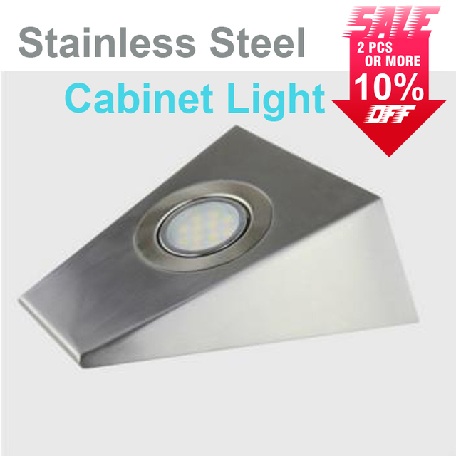 china led keukenkast verlichting rvs onder kast led licht witte kleur opoff schakelaar