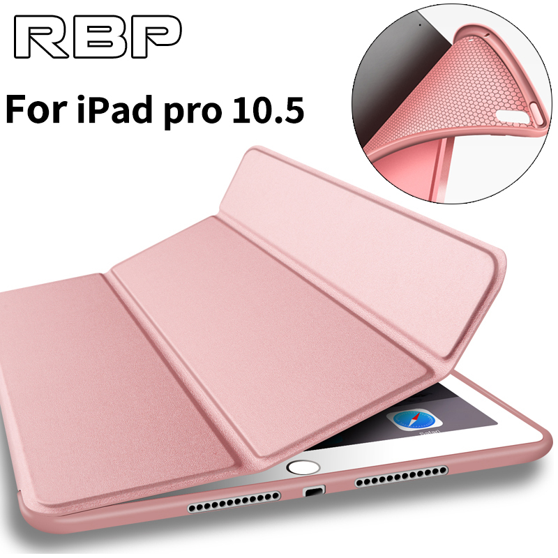 RBP cover for iPad pro 10.5 case Silicone soft shell TPU for iPad pro 10.5 inch case All-inclusive for apple pro 10.5 cover candy color soft jelly silicone rubber tpu case for ipad pro 9 7 tpu case skin shell protective back cover for ipad pro 9 7 inch