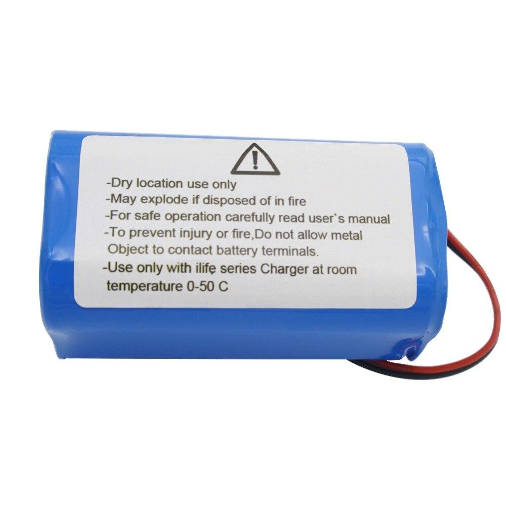 Alta qualidade recarregável conga bateria 2800 mah robótico robô aspirador acessórios peças para conga excelência iboto aqua v710