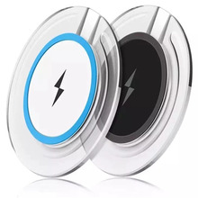 Q10 Wireless Charger Qi Charging Stand Non-contact Charge Pad For SmartPhone