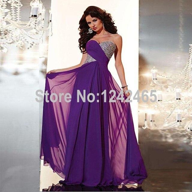 Cheap Long Purple Formal Dresses Choice Image Simple Trendy Dress