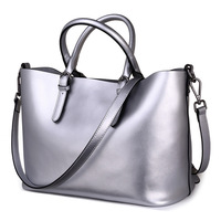 Luxury Women Designer Handbag High Quality Brand Crocodile Pattern Leather Lady Portable Tote Bag Sling Satchel