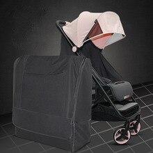 ベビーカー収納袋旅行バッグバックパックため Goodbaby POCKIT Xiaomi babyzen ヨーヨー光ベビーカーベビーストローラーアクセサリー