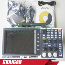 Cheapest prices OWON MSO7102TD  Multi-function DSO  LA + digital oscilloscope ,   LA – 2GS/s 8 inch color LCD 100MHz Bandwidth Sample rate 1GS