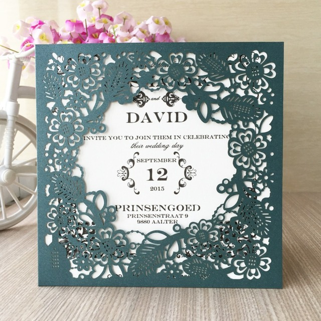 50pcs forest theme wedding decoration paper laser cut flower wedding 50pcs forest theme wedding decoration paper laser cut flower wedding party invitation card greeting card business m4hsunfo