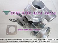 RHV5 VFD30013 8980115293 8980115294 8980115295 VFD30013 8980115296 Turbo Para ISUZU Rodeo D-MAX 3.0L CRD 2007-4JJ1-TC 163HP