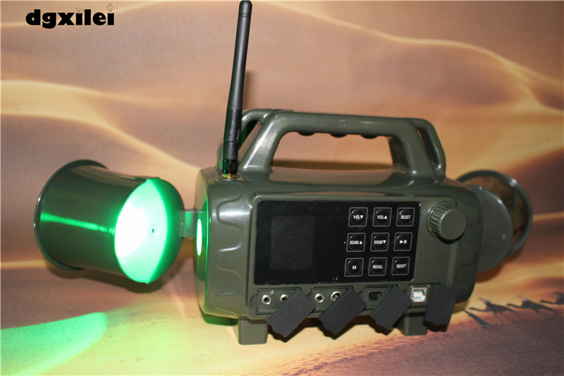 free shipping fox caller CP-580 hunting callers with 400 animal sounds hunting bird caller with remote control free shipping remote control electronics mp3 bird caller goose decoy canada goose with 210 bird sounds