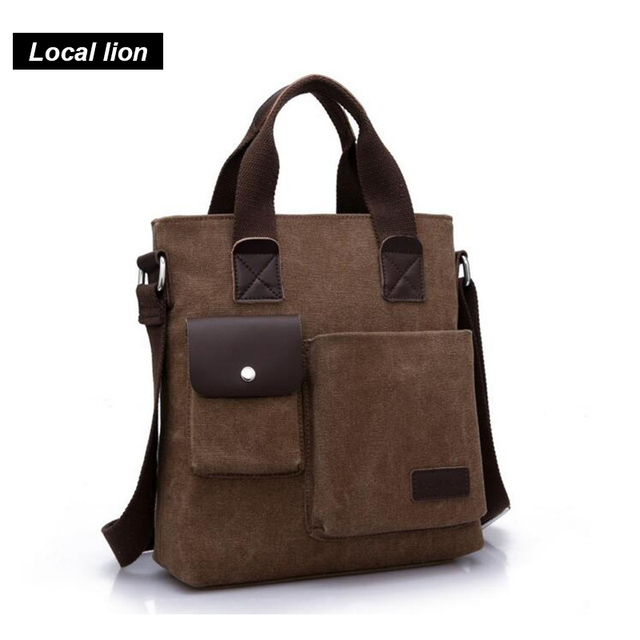 d9fa8ae4ab4b US $25.84 45% OFF|New Men's Travel Bags Cool Canvas Bag Fashion Men  Messenger Bags High Quality Brand Bolsa Feminina Shoulder Bag P280 on ...