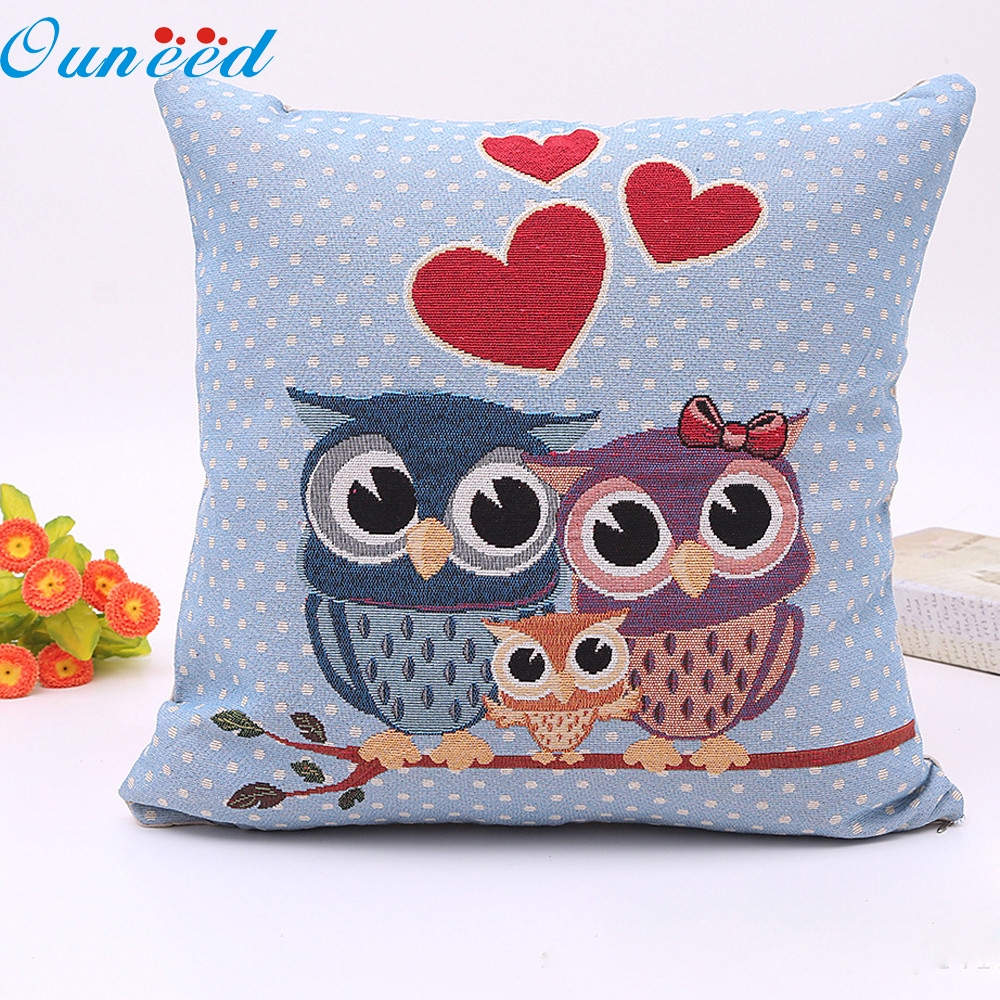 Owl Pillow Pattern Popular Owl Pillow Cases Buy Cheap Owl Pillow Cases Lots From